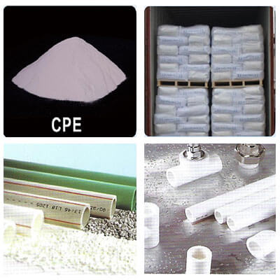 Chlorinated Polyethylene (CPE) Resin