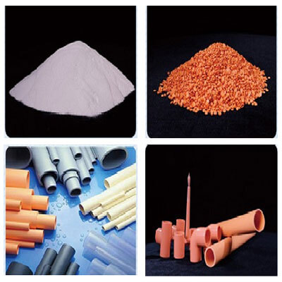 Chlorinated Polyvinyl Chloride (CPVC) Resin
