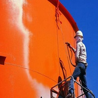 CPVC Resin anti corrosive painting