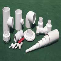 CPE resin plastic pipe and fittings
