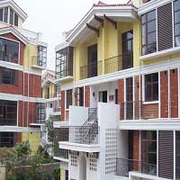 HCPE Architectural Coating Application