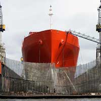 HCPE Marine Paint Application