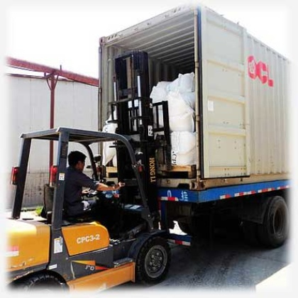 HCPE Resin Storage and transportation